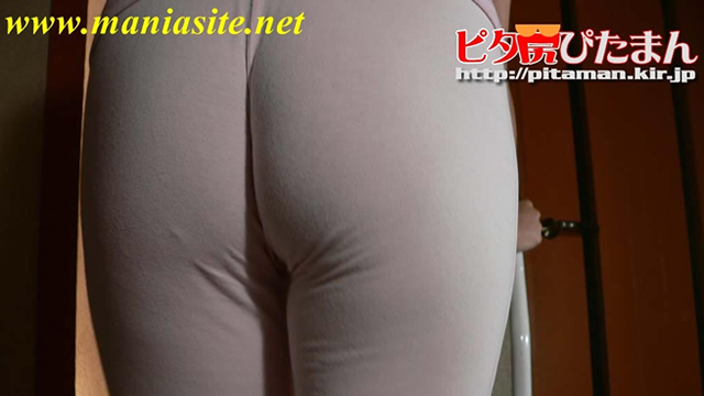 Fitness with extremely thin spats #1