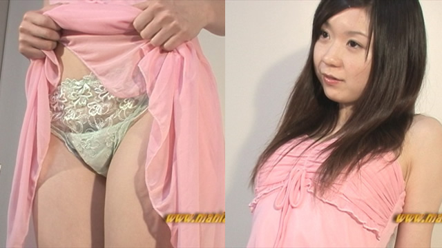 Cute Ruri shows herself panties and provokes!