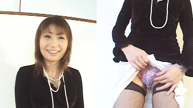 Elegant super beauty Erika's panchira · crotch · nipple messing! #1