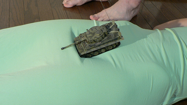 Love Bulge Campaign! Can the tanks climb that shame hill! #3