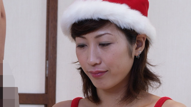 Masako Santa's blowjob gift! Put your semen out! #1