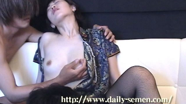 Masako facial ejaculation China edition #2