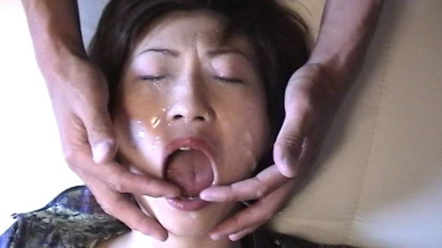 Masako facial ejaculation China edition #3