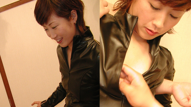 Counterattack of leather hot pants! Woman · Ejaculation · Nebuspe! #1