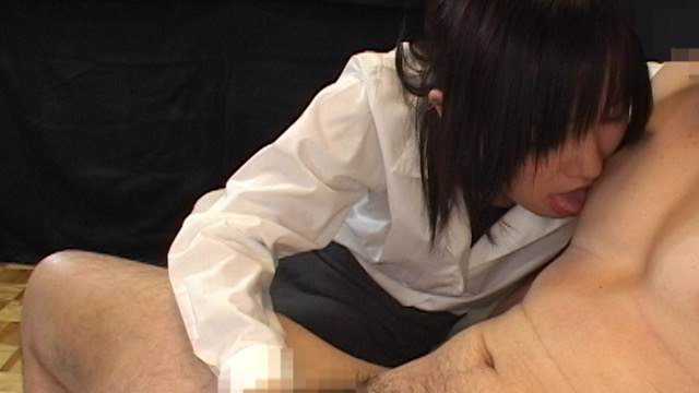 A semen loving beautiful girl Akane's off-party blowjob service! #2