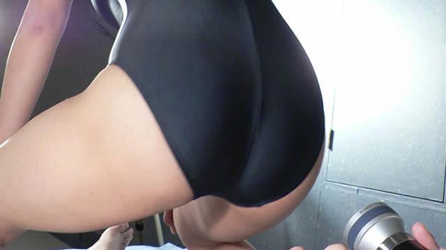 Assjob Hipjob in a swimsuit! #1