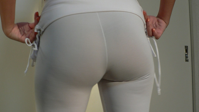 Kneekne dance with white spats and ass crotch! #2