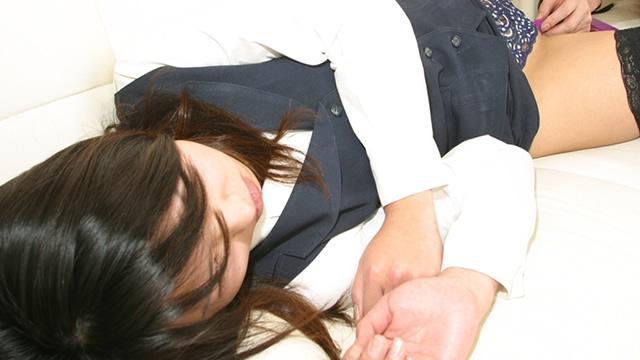 Rina's uniform wearing clothes Rotor blame · cunnilingus blame! #1