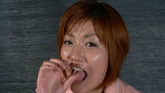 Slut Tanaka reproduces Tanaka's tongue movement! #2