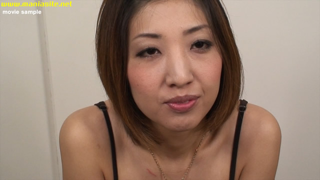 Style best camisole Sae-chan's erotic kiss face!