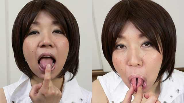 Brilliant short cut beautiful married wife's sketchy kiss face! #2