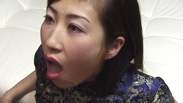 Masako's continuous mouth shot and Cumplay all together Gokkun! #3