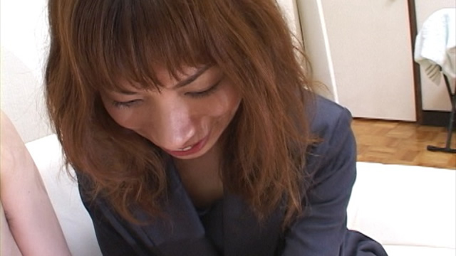 38-year-old Miho-san, mature woman's just mature and dressed Blowjob clothes SEX! #1