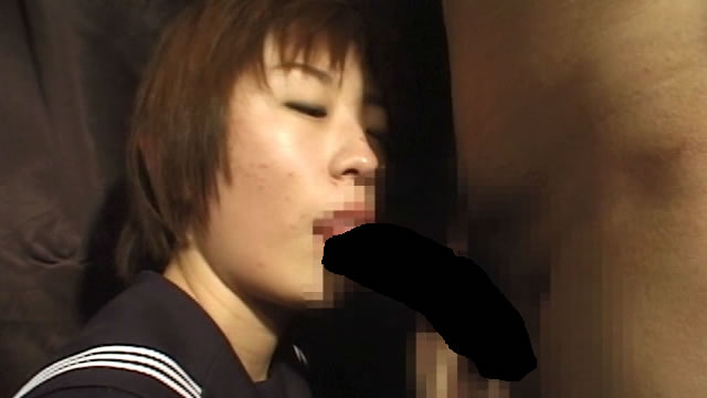 Short cut beauty Rie-chan in a sailor outfit blowjob! #2