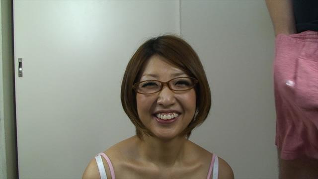 Sae-chan's semen mouth shot test shooting! #1