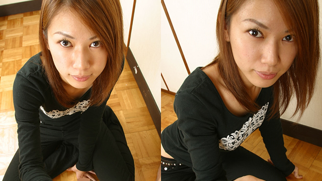 Super cute slender beauty girl Saya is usually blowjob in casual clothes! Blowjob and mouth cum!