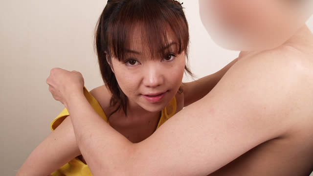 A good blowjob with a small tits girl Kana! #2