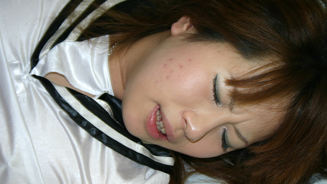 Hina sucks in a sailor suit and is facial after 3P orgy! Shoot carefully even after facial! #3
